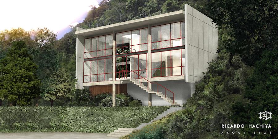 Ricardo Hachiya - arquitetos